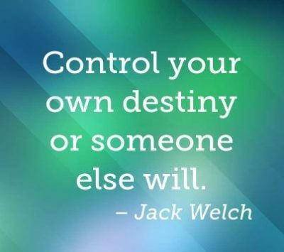 Control Your Destiny Quotes