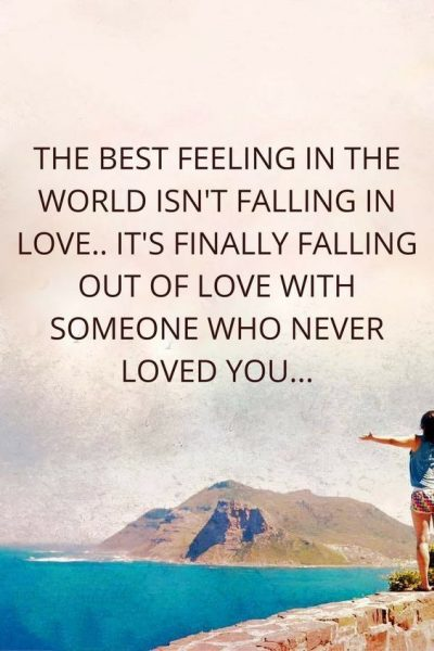Falling In And Out Of Love Quotes