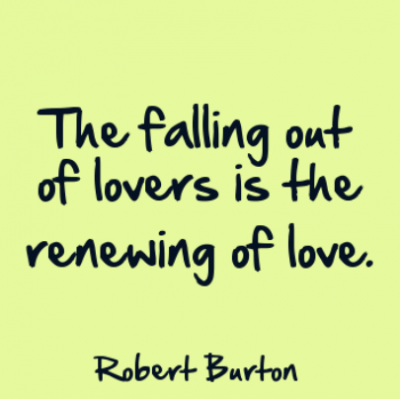 Falling Out Of Love Quotes