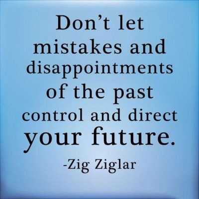 Famous Quotes About Past Mistakes