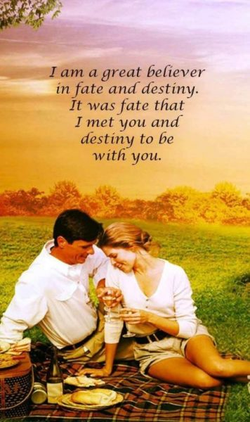 Fate And Destiny Picture Quotes