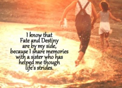 Fate And Destiny Quotes On Family