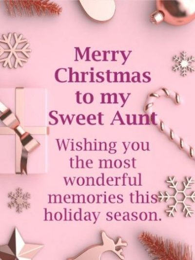 Holiday Greetings For Family