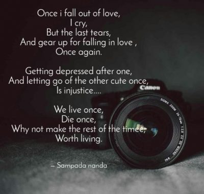 Inspirational Falling Out Of Love Quotes
