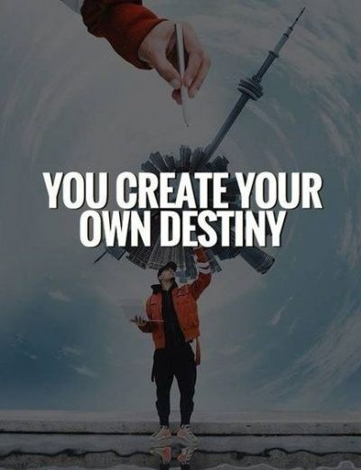 Inspirational Quotes On Destiny