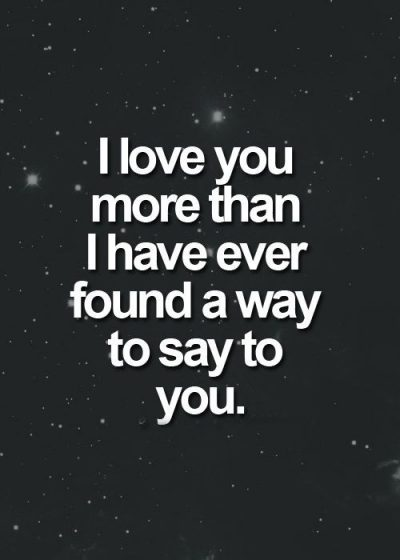 Love Picture Quotes for Her