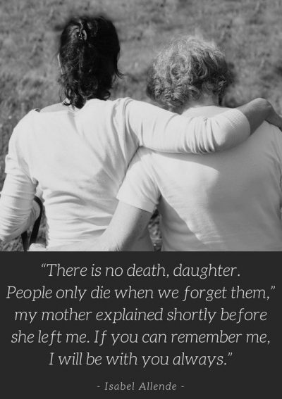 Missing Mom Quotes from Daughter