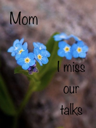 Missing My Mom Sayings