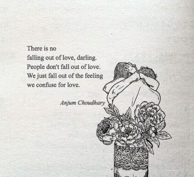Quotes Of Falling Out Of Love