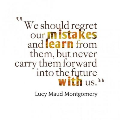 Regret Sayings