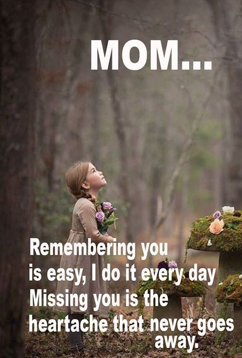 75 Memorial Quotes For Mom in her Remembrance | The Random Vibez
