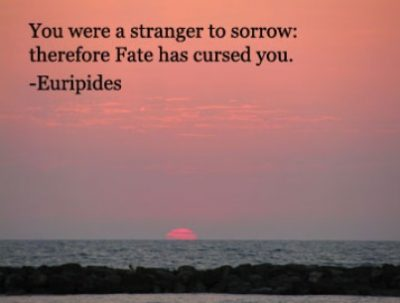 Sad Fate Quotes