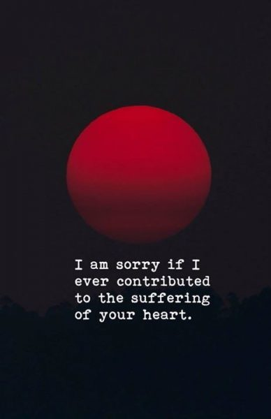Sorry Quotes For Her From Heart