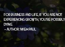 Business Growth Quotes
