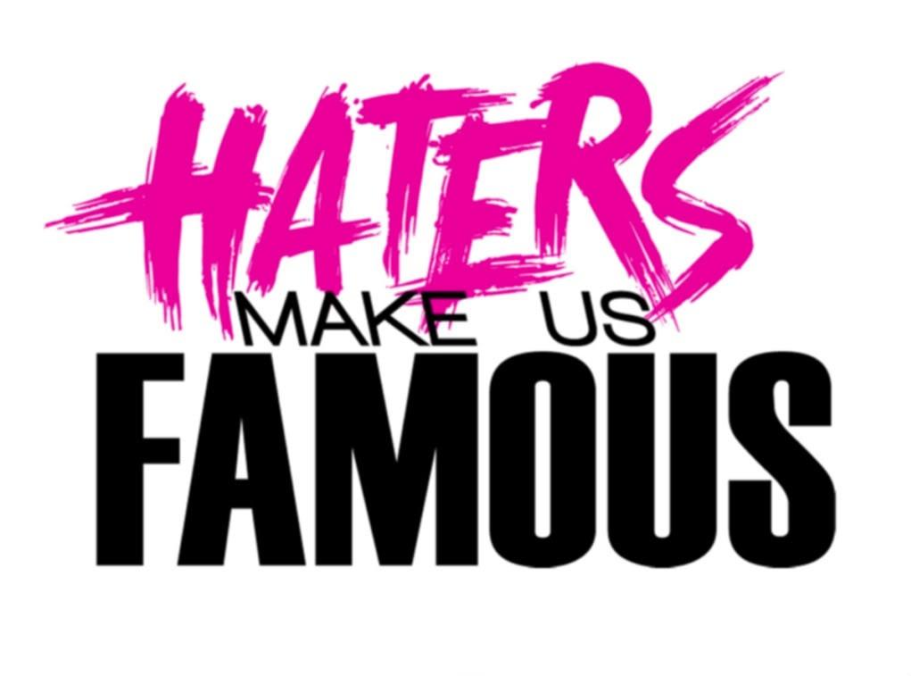 101 Quotes and Sayings about Haters | Funny Haters Meme & Images