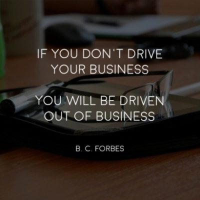 Sayings on Business Growth