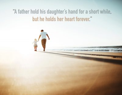 Cute Fathers Day Sayings from Daughter