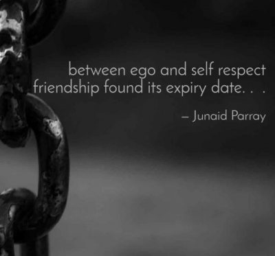 Have Some Self Respect Quotes