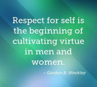 Images With Quotes On Self Respect