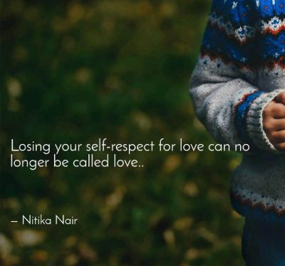 Inspirational Self Respect Quotes