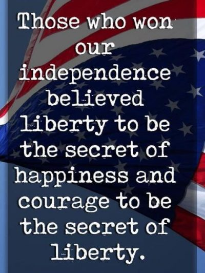 Liberty Sayings