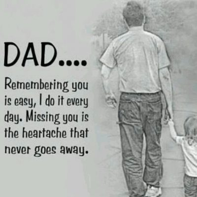 Missing You Daddy Quots