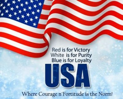 Red Blue White Quotes