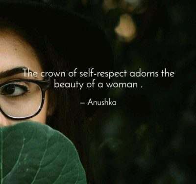 Sayings About Self Respect