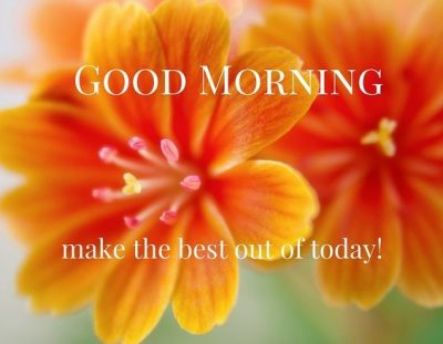 Make The Best Of Today