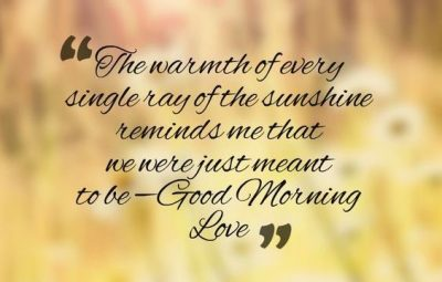 Romantic Morning Images