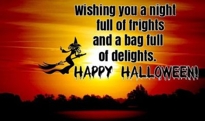 Halloween Catchy Greetings
