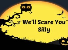 Halloween Scary Slogan