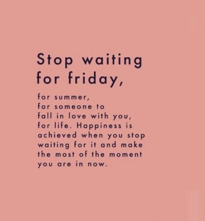 Instant Friday Reminders