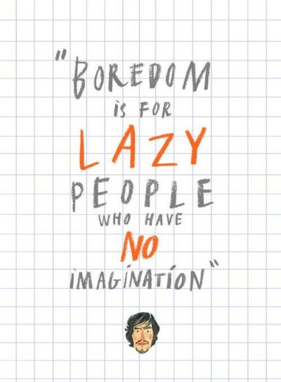 A Lazy Person Quotes