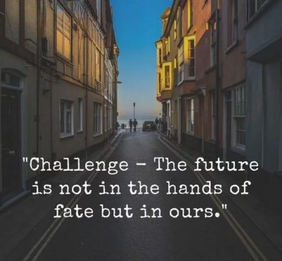 Challenges Quotes About Life