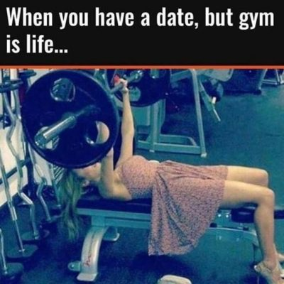 Funny Gym Quotes
