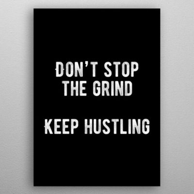 Hustling Picture Quotes