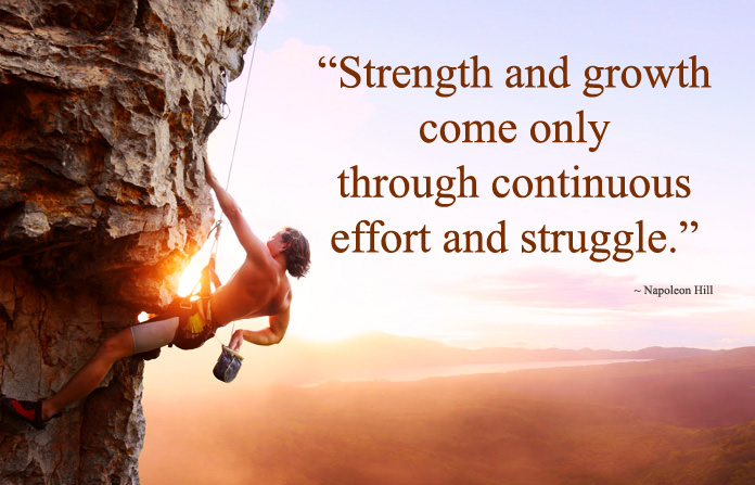 200 Quotes About Life Struggles And Overcoming Adversity ...