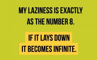 Lazy Person Quotes Funny