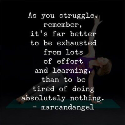 Long Quotes About Struggles