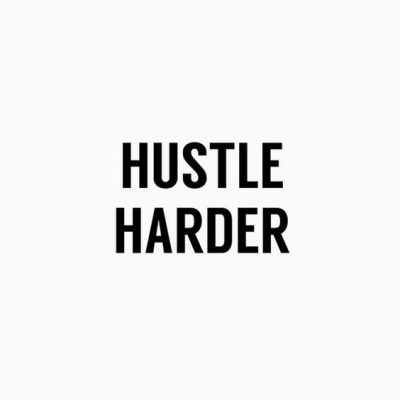 Motivational Hustle Quotes