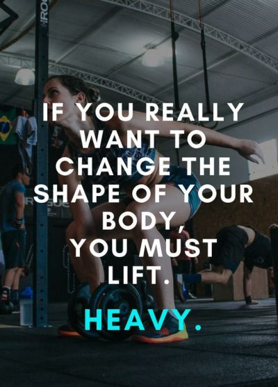 Wight Lifting Quotes