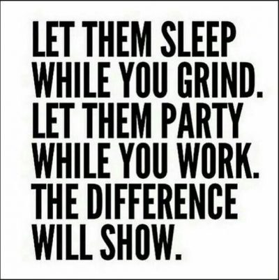 Work While They Sleep