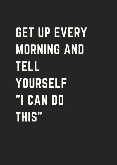 Everyday Morning Quotes