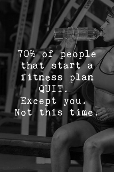 Fitness Affirmation Photos