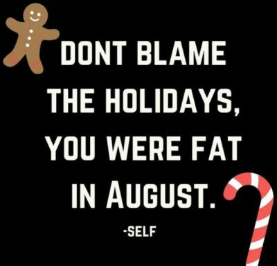 Funny Christmas Diet Quotes