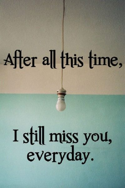 I Miss You Everyday Pictures