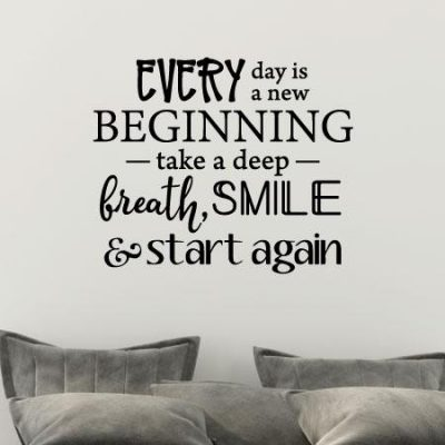 New Life New Beginning Quotes