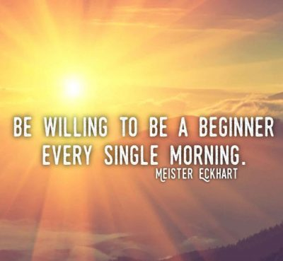 Quotes About Sunrise And Beginning