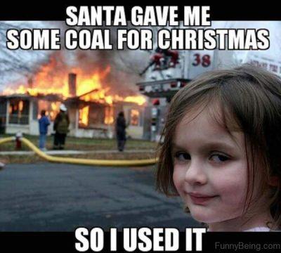 Sarcastic Picture Quotes For Christmas